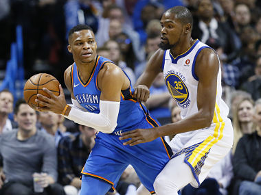 NBA: Heat end Celtics' winning run, Russell Westbrook outshines Kevin Durant as Thunder beat Warriors