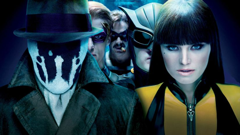 Alan Moore and Dave Gibbons's highly acclaimed Watchmen banded together an unlikely group of anti-heroes and forever changed the genre. Letterboxd