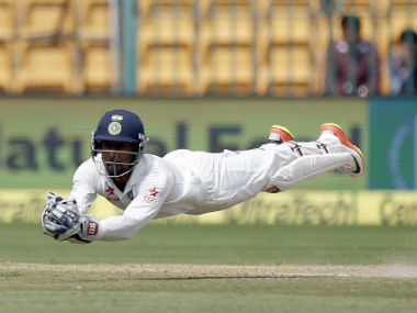 India vs Sri Lanka 2017: Wicket-keeper Wriddhiman Saha says winning Kolkata Test is team's 'first target'