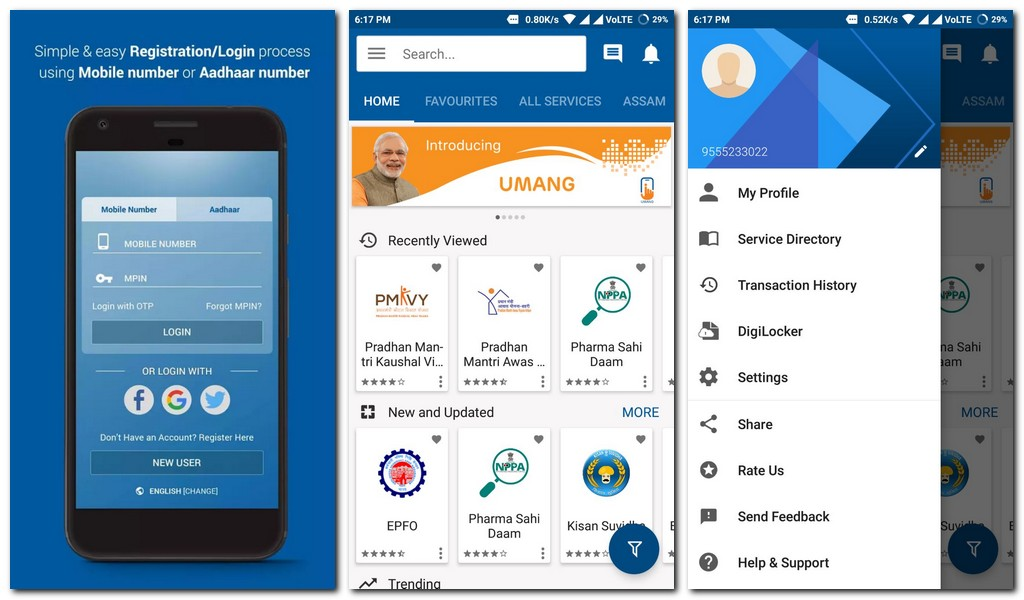 UMANG - Android Apps on Google Play