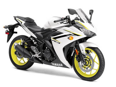2018 Yamaha YZR-R3 unveiled with a new blue paint option; internals remain unchanged