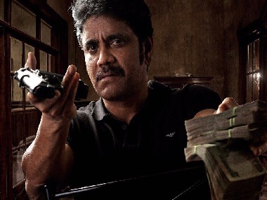 Nagarjuna Akkineni, Ram Gopal Varma to collaborate again for upcoming film; see first look