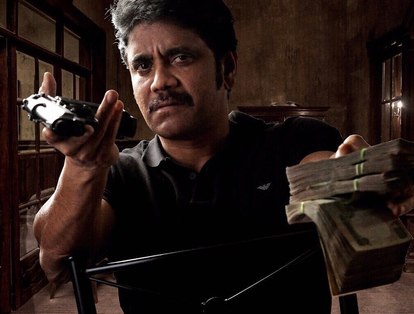 Nagarjuna Akkineni Ram Gopal Varma to collaborate again for upcoming film see first look