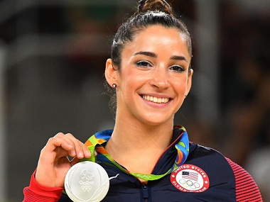 Olympian Aly Raisman recounts overcoming abuse in autobiography