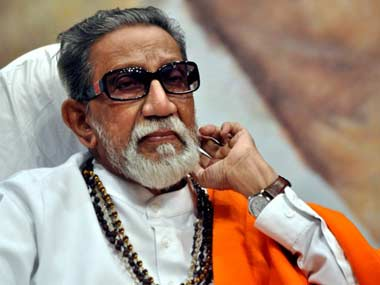 On Bal Thackeray's fifth death anniversary, here's a look back at his career from a cartoonist to firebrand leader