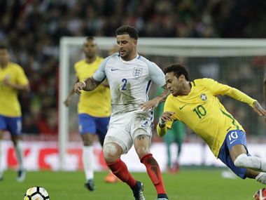 International friendlies: England hold star-studded Brazil to frustrating draw at Wembley