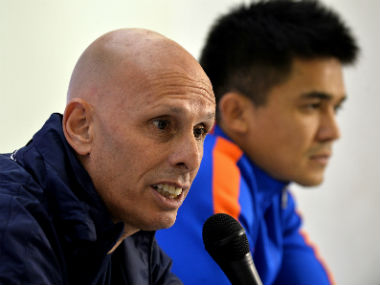 AFC Asian Cup Qualifiers: Stephen Constantine says Myanmar match 'first step' to prepare for showpiece event
