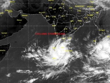 Cyclone Ockhi: Indian Navy rescues 55 people on Sunday, taking total to 145 as conditions remain adverse over Lakshadweep