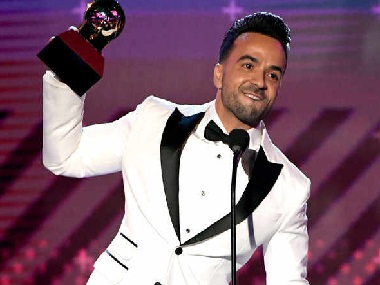 Latin Grammy Awards 2017: Despacito wins Song of the Year; see list of winners