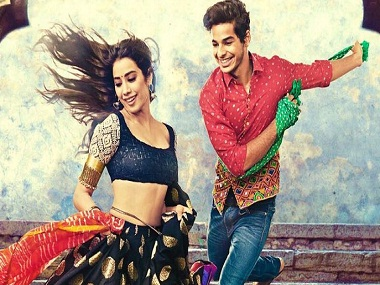 Dhadak, Janhvi Kapoor-Ishaan Khatter's Sairat adaptation with Dharma, goes on floors