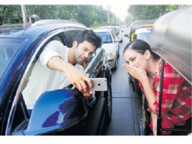 The curious case of Varun Dhawan and his traffic selfie with a fan — decoded