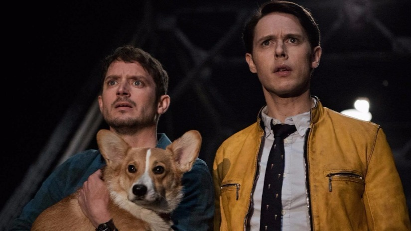 Season 2 of Dirk Gently's Holistic Detective Agency is now on Netflix