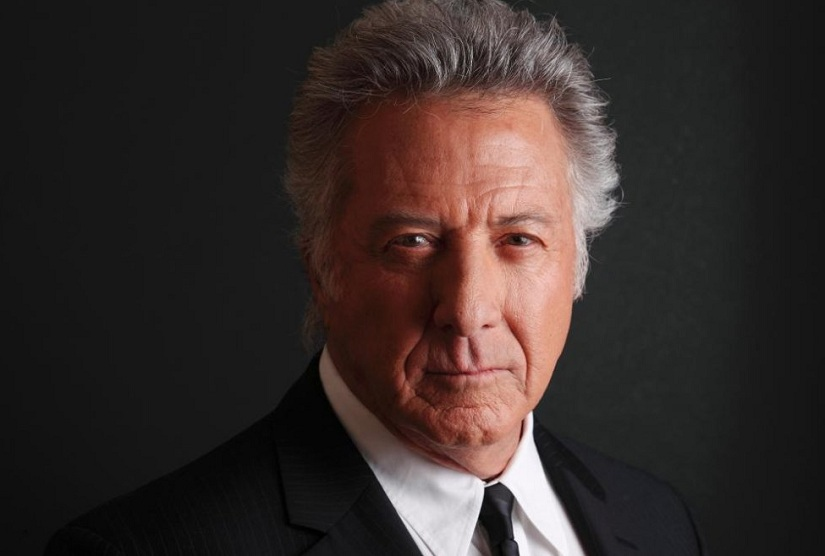 Dustin Hoffman. Image from Twitter/@consequence