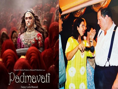 Padmavati new poster; Farah Khan's rendezvous with Harvey Weinstein: Social Media Stalkers' Guide
