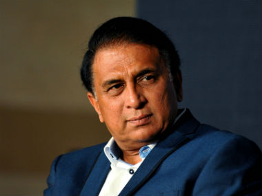 File photo of Sunil Gavaskar. AFP