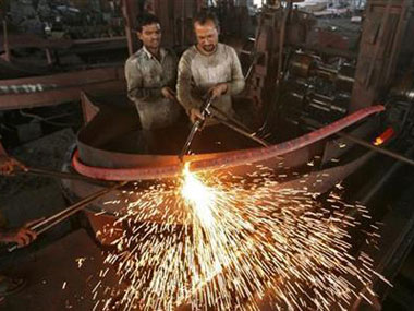 Industrial production growth slips to fourmonth low of 2 in June on poor show by mining and manufacturing sectors