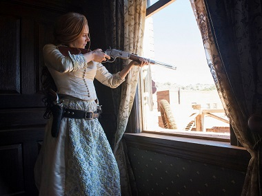 Godless trailer: A woman-only town in Old West goes up against outlaws in this Netflix series