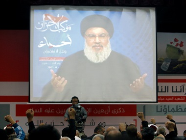 Saudi Arabia other Arab nations to discuss confronting Iran Hezbollah after allegations of interference in internal affairs