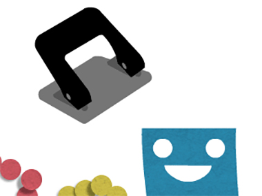Hole Punch History: Google Doodle commemorates the 131st anniversary of the punching machine