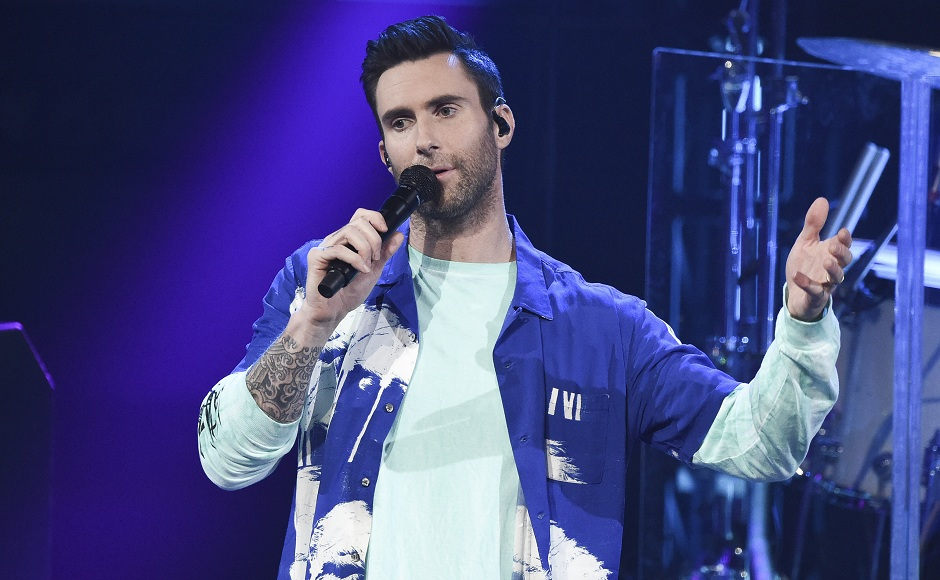 Maroon 5 release their new album Red Pill Blues in exclusive iHeartRadio show