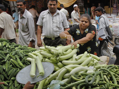 WPI inflation eases to 40month low of 016 in October on subdued prices of nonfood and manufactured products