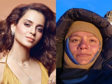 If Kangana Rananut does Arunima Sinha biopic, it'll be a landmark film for differently-abled in India