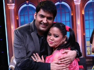 Bharti Singh to reunite with fellow comedian Kapil Sharma on his show in early 2018