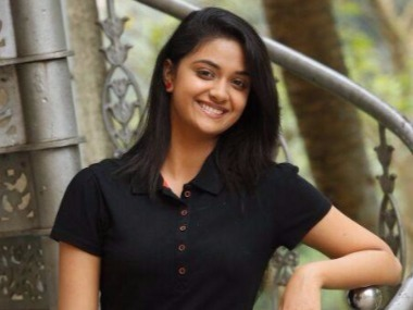Keerthy Suresh on her Pongal releases, and co-starring with Suriya, Vikram, Pawan Kalyan