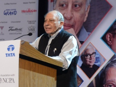 Keki Daruwalla on poetry, growing up in pre-Partition India and the perils of intolerance