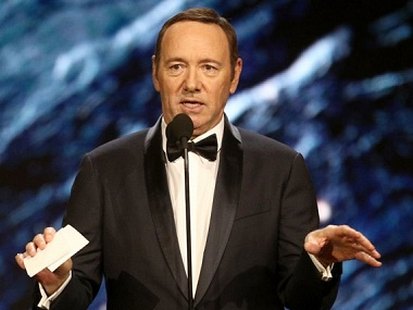 Kevin Spacey's talent agency, publicist stop representing the actor amid multiple sexual harassment claims