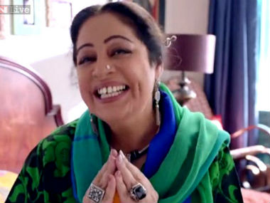 Kirron Kher says Chandigarh gangrape survivor shouldn't have boarded auto after she saw three men sitting in it