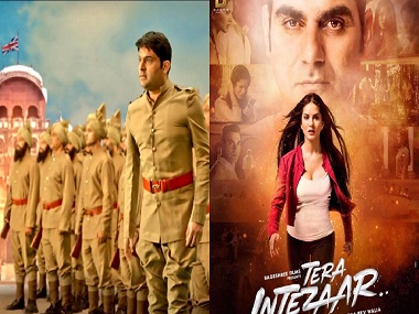 Firangi, Tera Intezaar, Oxygen, Wonder Wheel — Know Your Releases