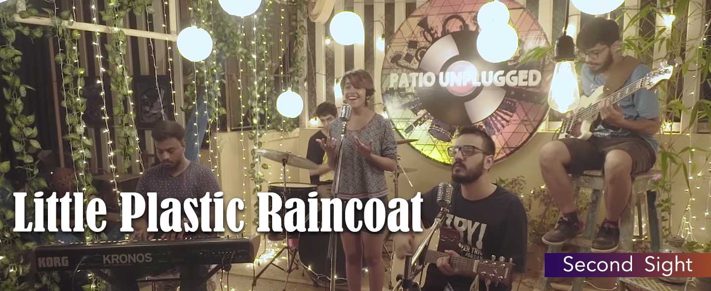 Patio Unplugged: Shifting vocal styles the highlight in Second Sight's Little Plastic Raincoat