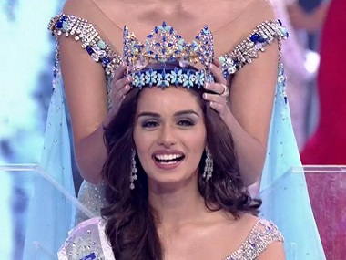 Manushi Chhillar goes from Miss India to India's Daughter: What the clamour to 'adopt' the new Miss World tells us