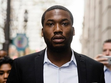 Rapper Meek Mill sentenced to 2-4 years in prison for violating probation in 2009 gun and drug case