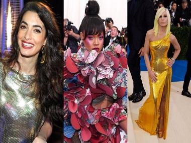 Met Gala 2018: Rihanna, Amal Clooney, Donatella Versace to chair event