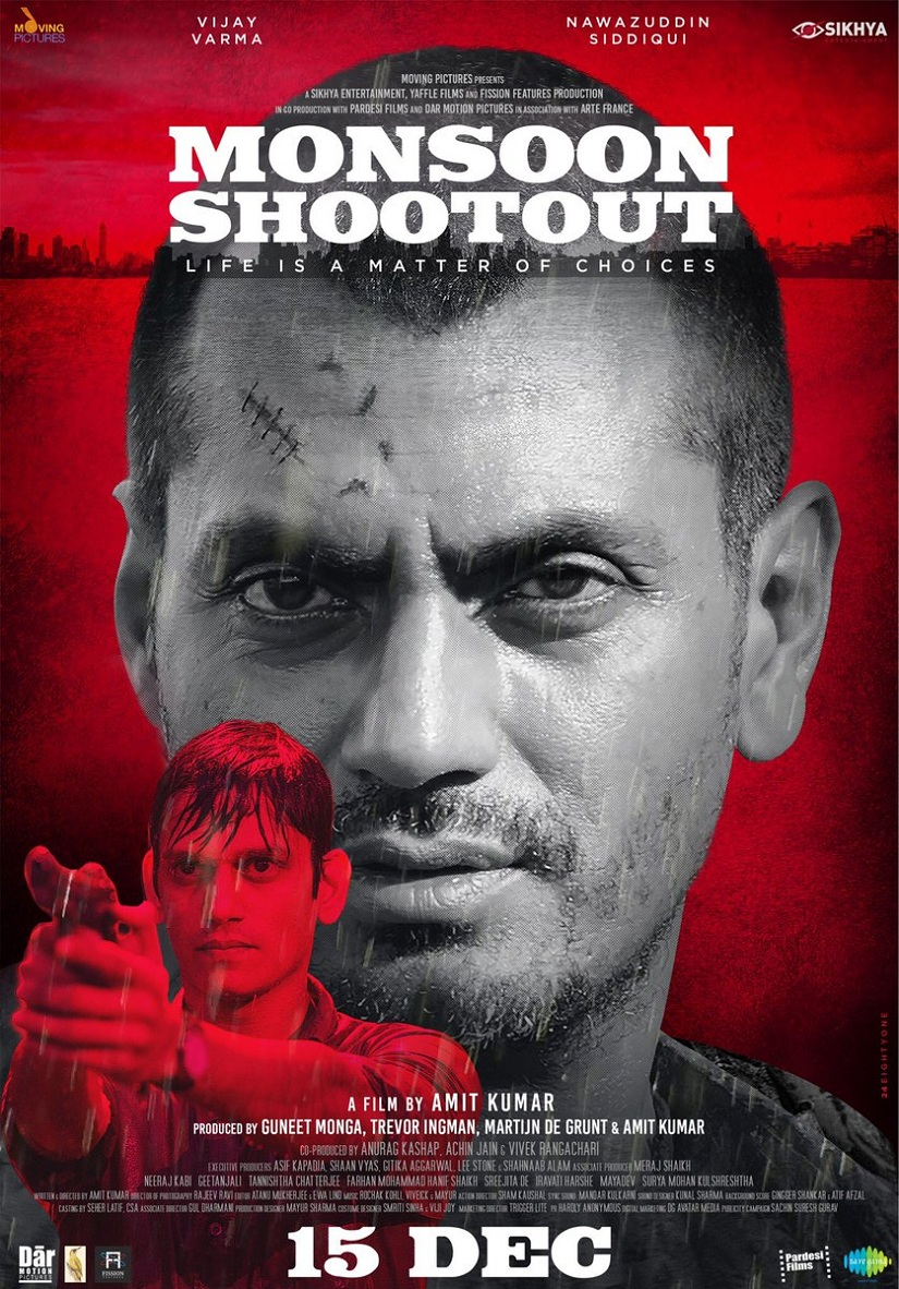 Poster of Monsoon Shootout.