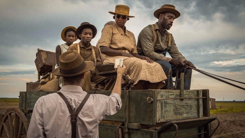 Based on a novel of the same name by Hillary Jordan, Mudbound focuses on the simmering tensions between two Mississippi families — one black, one white