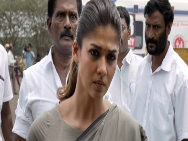 Tracing Nayanthara's rise from a quintessential 'heroine' to Tamil industry's 'Lady Superstar'