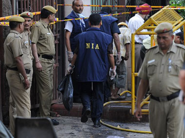 NIA begins probe on two bombs found in Bodh Gaya deactivates recovered devices in controlled explosion