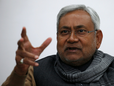 Nitish Kumar says unnecessary columns relating to Aadhaar number parents place of birth in NPR forms causing apprehensions should be dropped