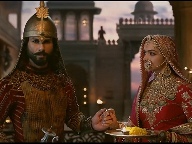 Padmavati: Congress spokesperson says controversial scenes in the film must be reviewed