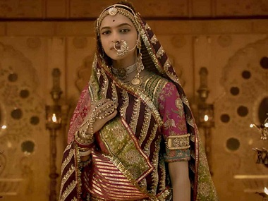 Padmavati has a risk cover of Rs 160 crore, reveals director of insurance company