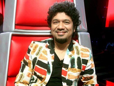 The Voice India Kids is unique as contestants choose their coach not vice versa, says Papon