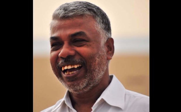 Perumal Murugan on returning from the 'dead', and how poetry helped him heal