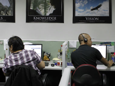 The Philippines call centre industry is worried that artificial intelligence may take their jobs