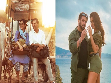 Padman first look; Tiger Zinda Hai song glimpse: Social Media Stalkers' Guide