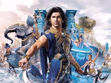 Porus is about India's golden age, when we were a First World nation: Siddharth Kumar Tewary