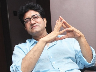 Prasoon Joshi says 'it's impossible to adapt literary works exactly on screen'