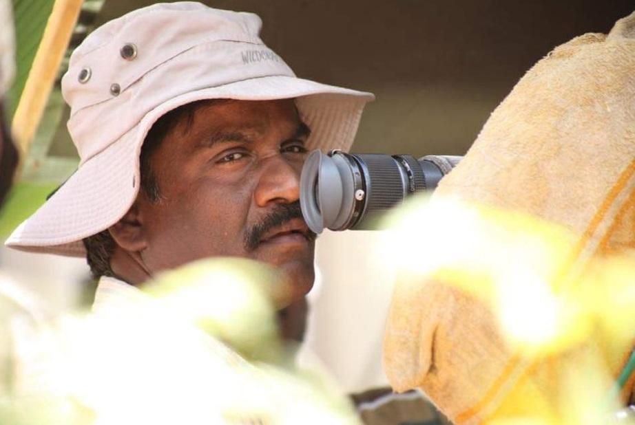 Cinematographer Priyan. Image from Twitter/@eoyentertainmen.